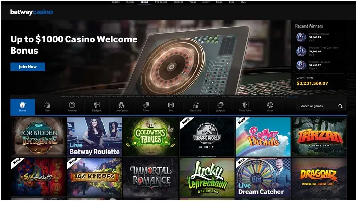 Betway Casino Terms And Conditions
